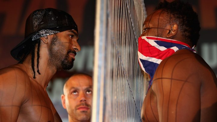 Haye to manage Chisora – six years after brawl between pair