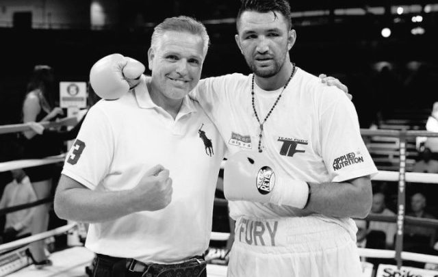 Hughie Fury Not Bothered By Likely Hostile Crowd in Sofia