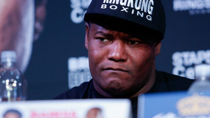 Luis Ortiz Manager on Possible Hearn Deal, Status of Return