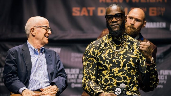 Wilder Manager To Hearn: After Fury Fight, We Can Talk Joshua