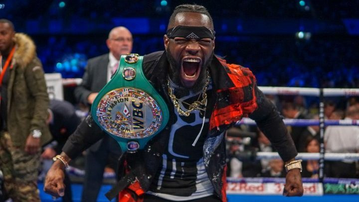 Wilder: 12/1 Winner is The Best – Joshua Can't Beat Me, Fury, Ortiz!