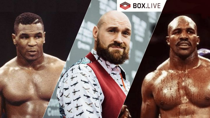 Tyson Fury Nearly Had a Little Brother Called 'Holyfield Fury'