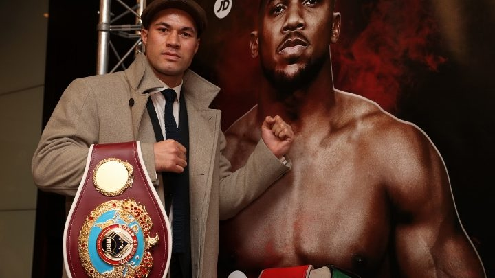 Joseph Parker: After Flores, Hopefully I'll Be Fighting in The UK
