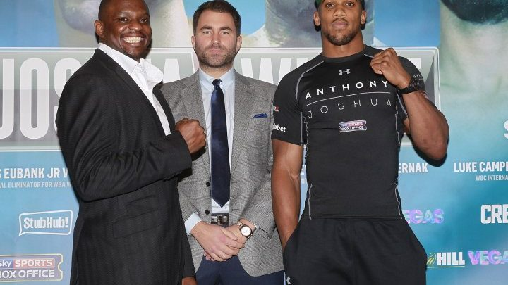 """Whyte Warns: Joshua Will Get a """"Whooping"""" When Time Comes"""