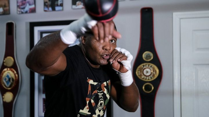 Luis Ortiz Vows To Make Kauffman Pay For 'Cheater' Comments