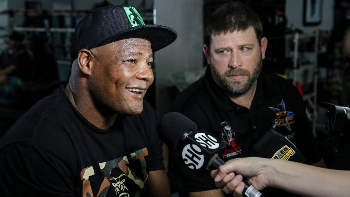 Luis Ortiz Manager: Joshua Lacks Heart, Mentality To Prove Worth