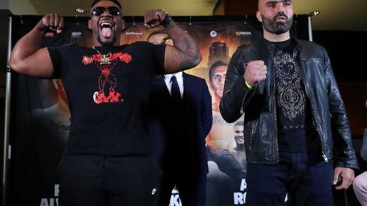 Jarrell Miller: I'll Impose Will On Dinu & Get Him Out Of There