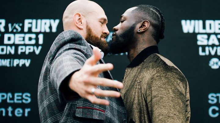 Fury: At Some Point, I'll Have To Stand and Fight With Wilder