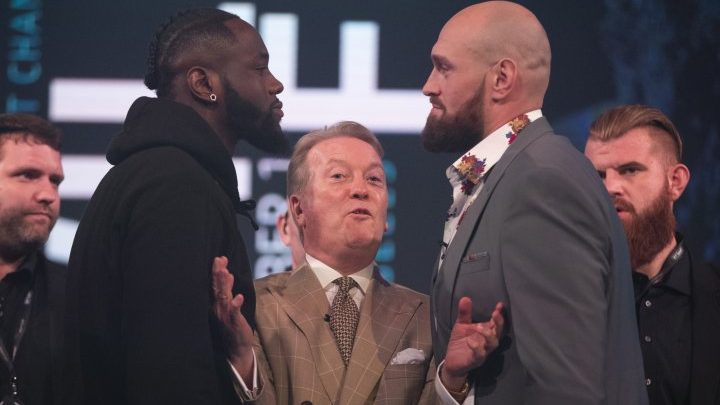 Fury: If I Fought Wilder In Manchester, We'd Sell 75,000 Tickets