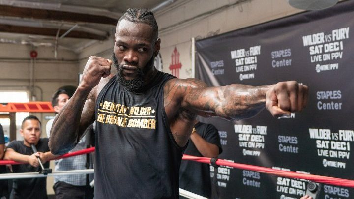Deontay Wilder: I've Had Seven Surgeries on My Arm