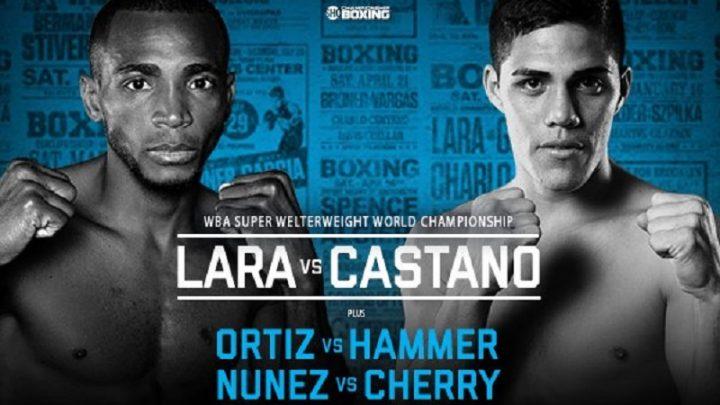 Erislandy Lara v Brian Castano / Luis Ortiz v Christian Hammer Showtime double on March 2