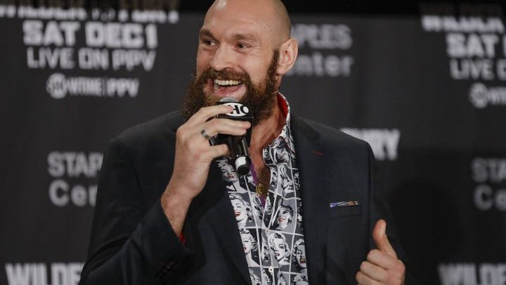 Fury: I'm Still Young at 30, Plenty of Exciting Nights Left in Me