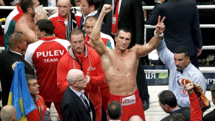 Wladimir Klitschko has discussed three-fight deal with DAZN that would end retirement