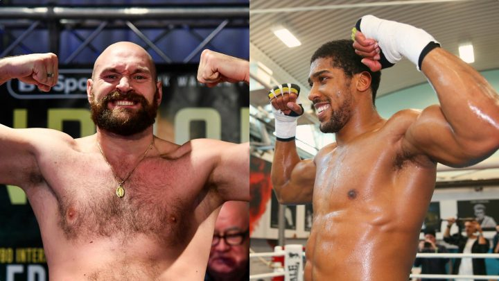 Fury looks more like a champion than Joshua, says Joshua's next opponent