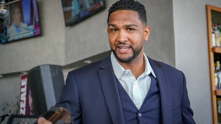 Breazeale: Since Wilder Continues To Run, Be Ready Whyte!