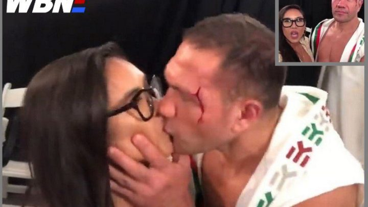 Kubrat Pulev: Statement released on 'forceful kiss' of female reporter