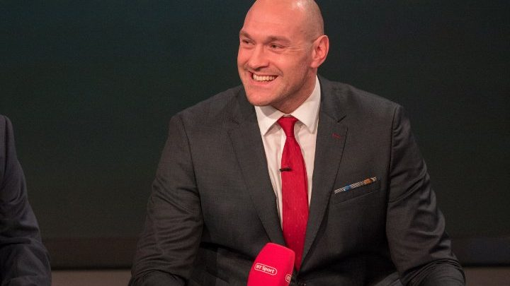 Fury: I'll Employ Wilder, Joshua Once They've Spent Their Money