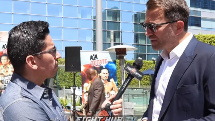 Hearn: NY can't suspend Miller, he has no license
