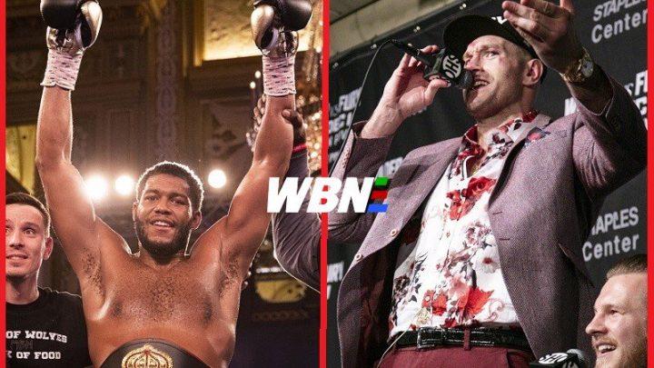 Tyson Fury spanks UK tabloid for 'bull****' over 2007 Michael Hunter win