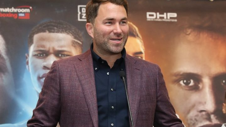 Hearn: Whyte Accepted WBC Eliminator, Let's See if Fury Does!