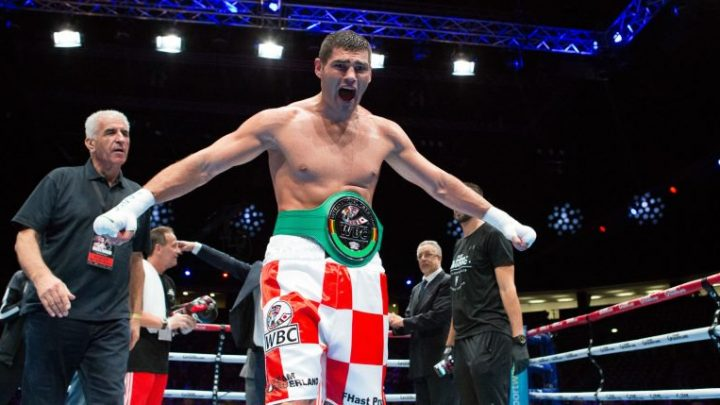 Fast rising heavyweight Filip Hrgovic makes U.S. debut this Saturday