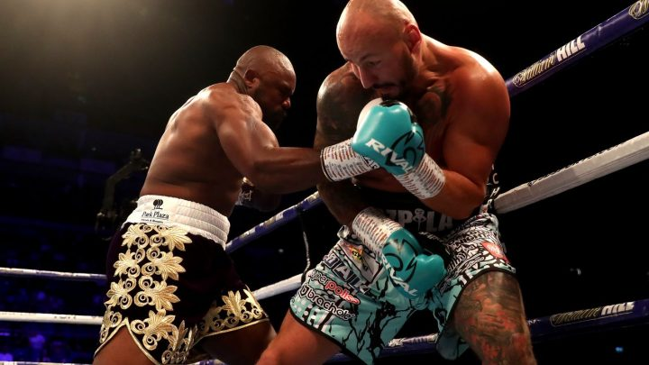 Chisora knocks out Szpilka in second round, calls out Parker