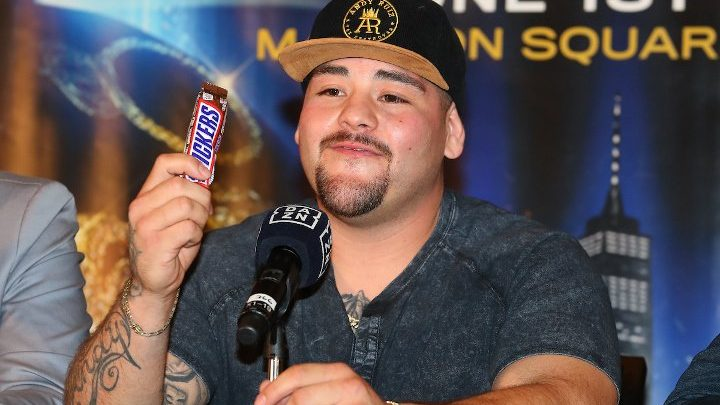 Andy Ruiz on Rematch: Not Everything is Correct in The Contract