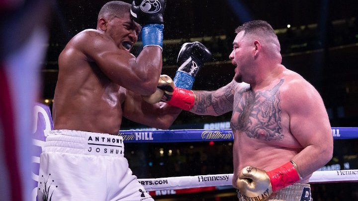 Andy Ruiz: To Fight Wilder is My Dream, To Have All The Belts!