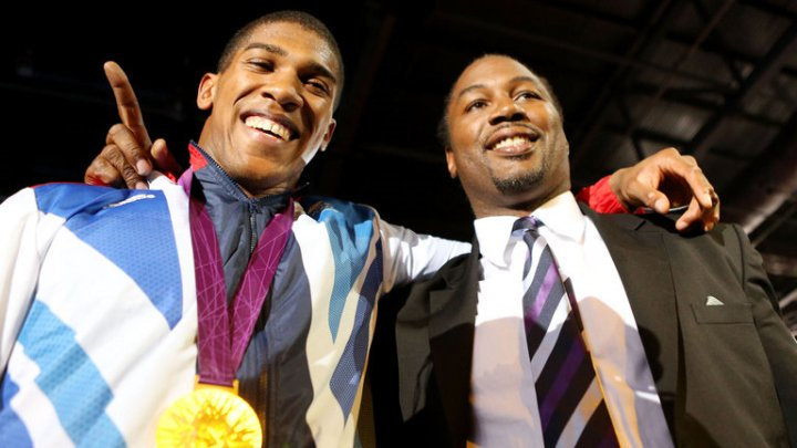 Anthony Joshua: Lennox Lewis is a Clown, I Don't Respect Him!