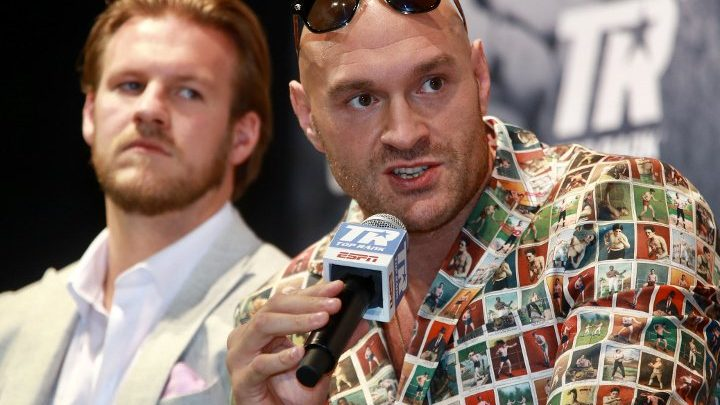 Tyson Fury: We Offered Fight To Miller, Pulev, Povetkin, Bryan!