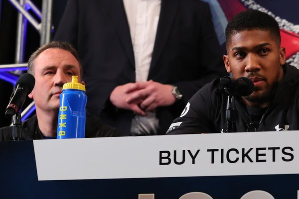 Anthony Joshua concussion furore: Official response from Robert McCracken and GB Boxing