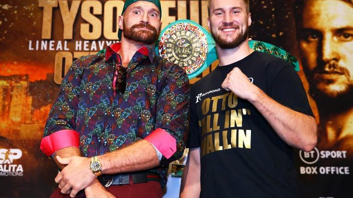 Wilder: ESPN 'Should Be Ashamed' Of Fury-Wallin Fight!