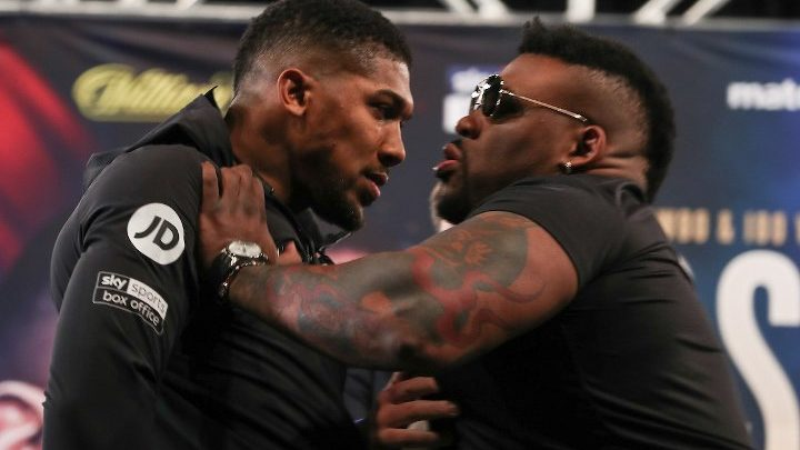Anthony Joshua: I Would Agree To Fight Jarrell Miller Again