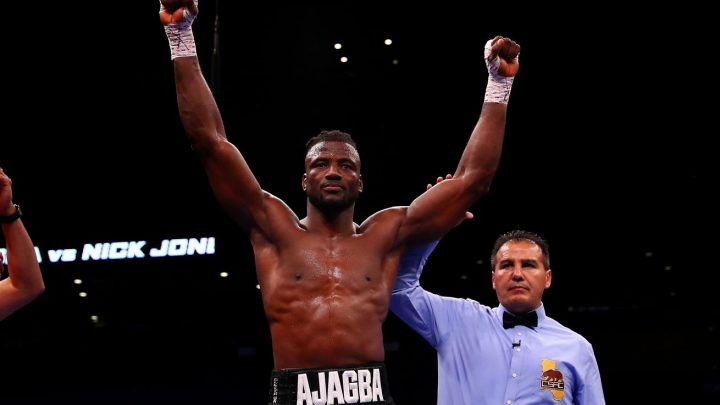 Ajagba out, Sanchez in on Saturday's Showtime tripleheader