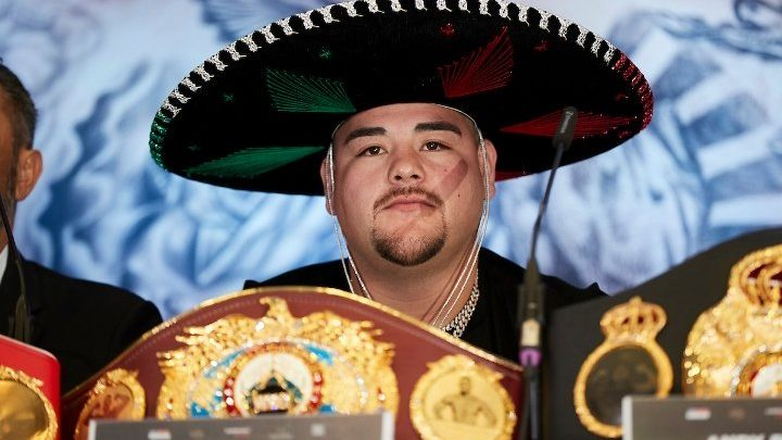 Andy Ruiz Reveals That He Rejected Offer From WWE