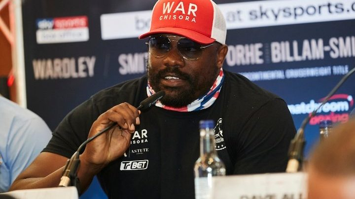 Chisora Has a Soft Spot For Price – But He Aims To Destroy Him