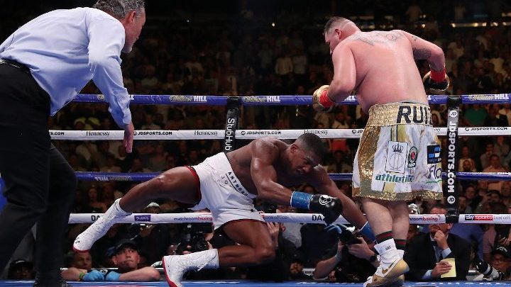 Andy Ruiz Warns Joshua: I'll Be Lighter, Faster and More Powerful!
