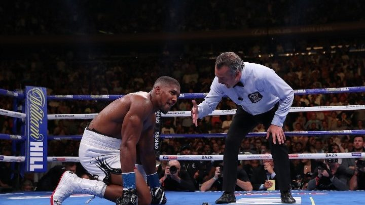 Anthony Joshua's Coach Not Surprised at Post-Fight Finger Pointing