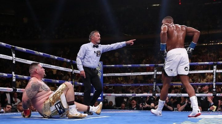 Bradley: Anthony Joshua Has To Knock Andy Ruiz Out