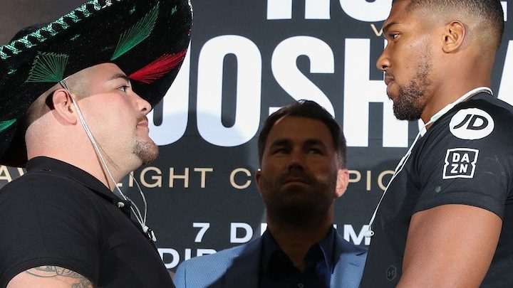 Witherspoon: Usyk Would Out-Point Ruiz; Joshua Fight Tougher
