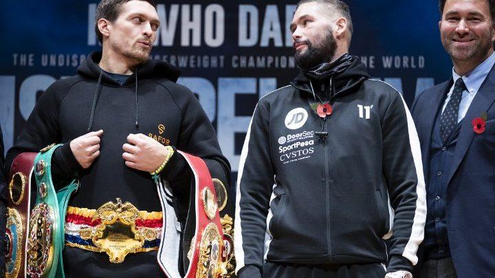 Bellew: Wilder is Easiest For Usyk To Beat: Fury, Joshua Too Big