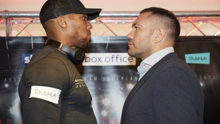 Parker's Trainer Believes Joshua Will Beat Pulev With Explosive KO
