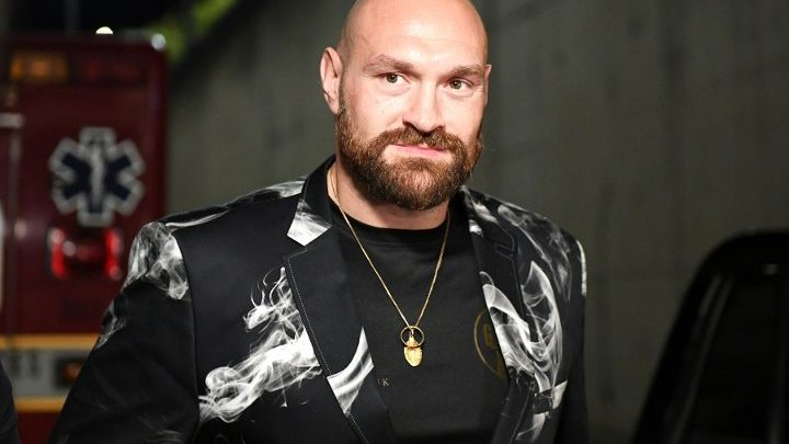 Tyson Fury Asks Okolie, Riakporhe For Sparring Help in Camp