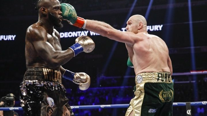 Tyson Fury: I Never Had Energy To Finish Wilder In First Fight