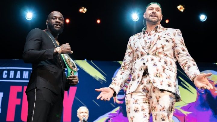 Hearn: I Think Fury is The Favorite in Wilder Rematch