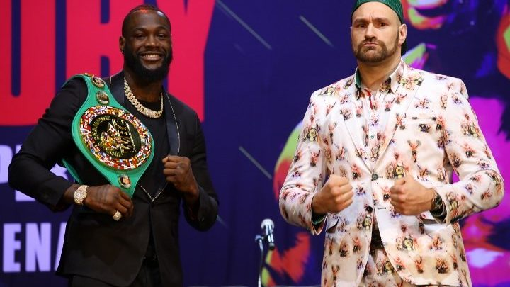 McGregor: Fury Can Beat Wilder, But I've Never Spoken To Him