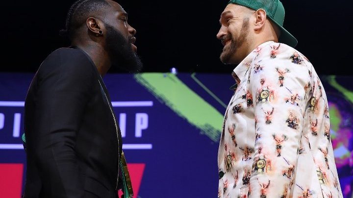 Fury: When I Beat Wilder, Will Be Just Another Tick On My Record
