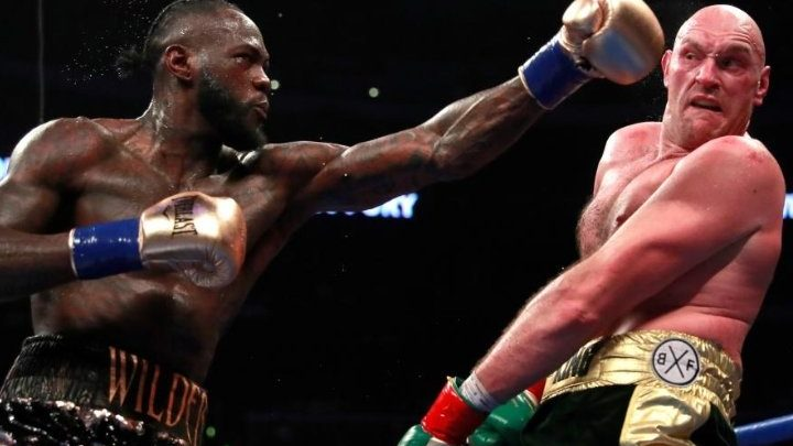 Deontay Wilder: I Only Showed 50% In First Fury Fight