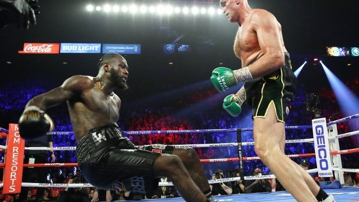 Fury Smiles: I'll Never Tire of Beating Wilder, I'll Take Pride In It!