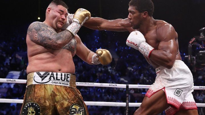 Atlas Praises Joshua For Bouncing Back, Expects Him To Beat Pulev
